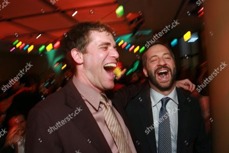 Director Nick Stoller and Producer Judd Apatow