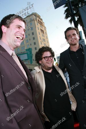 Editorial image of 'Forgetting Sarah Marshall' film premiere at Grauman's Chinese Theatre, Hollywood, Los Angeles, America - 10 Apr 2008