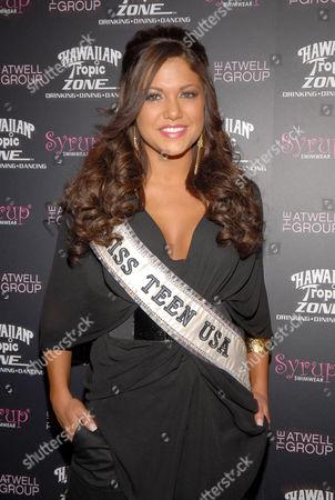 Miss Teen USA Hilary Cruz