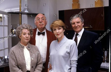 'Rich Tea and Sympathy'  TV - 1991 - Jean Alexander, Lionel Jeffries, Patricia Hodge, Denis Quilley