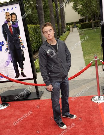 Us Actor Brando Eaton Arrives For the Premiere of 'Imagine That' in Los Angeles California Usa 06 June 2009 'Imagine That' is a Family Comedy About a Financial Executive Who Finds a Solution to His Career Crisis in His Daughter's Imaginary World