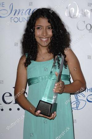 Editorial photo of Usa Imagen Awards -  21 Aug 2009