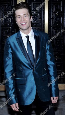 Actor Paul Mcgill of the Us Arrives For the American Theatre Wing's 2009 Tony Awards at Radio City Music Hall On 07 June 2009