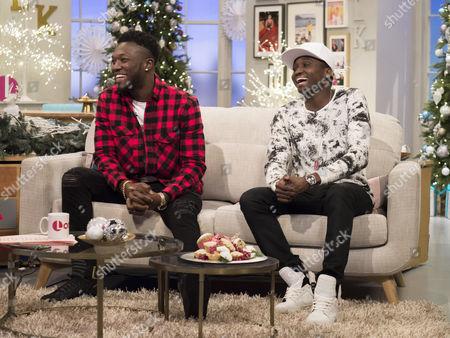 Editorial photo of 'Lorraine' TV show, London, UK - 16 Dec 2016