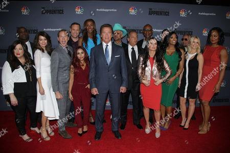 Editorial image of 'The New Celebrity Apprentice' TV Show press junket, Los Angeles, USA - 28 Jan 2016