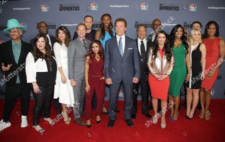 Editorial photo of 'The New Celebrity Apprentice' TV Show press junket, Los Angeles, USA - 28 Jan 2016