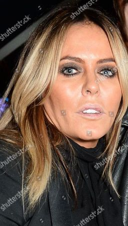 Patsy Kensit and Lennon Gallagher