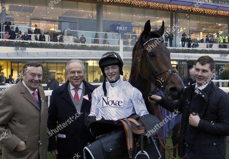 Editorial picture of Horse Racing - 17 Dec 2016
