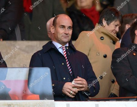 Sunderland's chief executive Martin Bain during the Premier League match between Sunderland and Watford played at the Stadium of Light, Sunderland on 17th December 2016