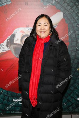 Stock Picture of Emily Kuroda