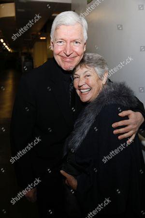 Tony Sheldon and Helen Reddy