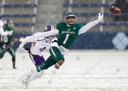 Editorial image of Northwest Missouri State v North Alabama, NCAA football game, Kansas City, USA - 17 Dec 2016