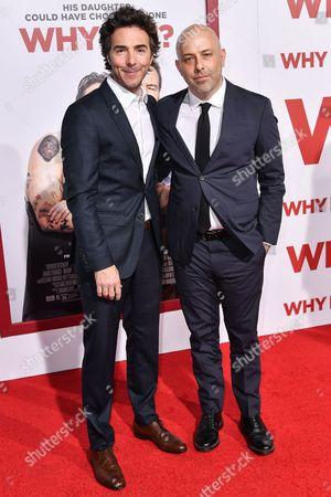 Shawn Levy and Ian Helfer