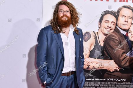 Editorial image of 'Why Him?' film premiere, Los Angeles, USA - 17 Dec 2016