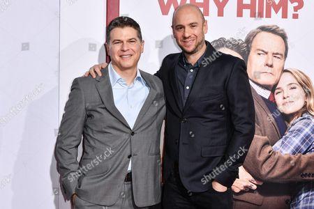 Dan Levine and John Hamburg