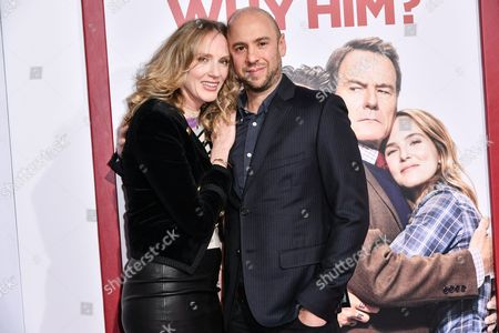 Editorial photo of 'Why Him?' film premiere, Los Angeles, USA - 17 Dec 2016