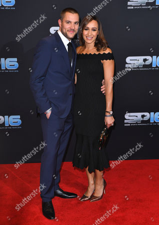 Andy Hill and Jessica Ennis Hill