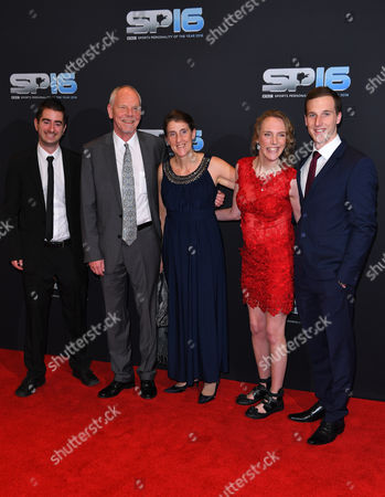 Sophie Christiansen and guests