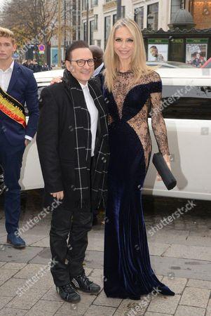 Jean-Marc Genereux and Tonya Kinzinger