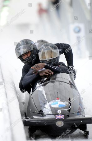 Editorial picture of World Cup Bobsled, Lake Placid, USA - 17 Dec 2016