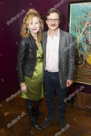 Nancy Carroll and Jo Stone-Fewings (Warwick)
