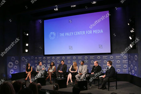 Cast of 24 Legacy with Executive Producer Evan Katz