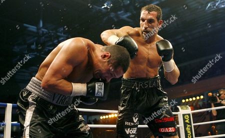 Editorial image of Germany Boxing - Nov 2007