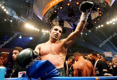 Editorial photo of Germany Boxing - Nov 2007
