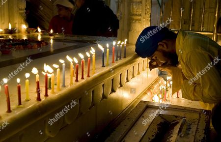 Editorial photo of India Sikhs - Nov 2008