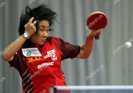 Editorial picture of Serbia Table Tennis - Mar 2007