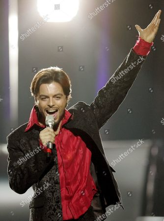 Editorial picture of Ukraine Eurovision Song Contest - May 2005