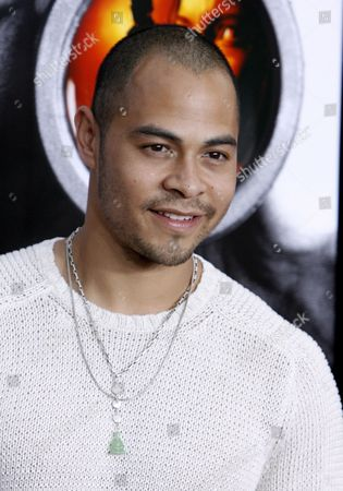 Us Actor Jose Pablo Cantillo Arrives For the 'Disturbia' Film Premiere in Hollywood California Wednesday 04 April 2007