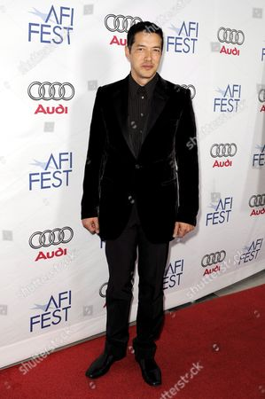 Us Actor Russell Wong Arrives For the Afi Fest Tribute to Tilda Swinton in Hollywood California Usa 05november 2008 the Afi (american Film Institute) Fest Honoured British Actress Swinton with a Showing of a Selection of Film Clips From Her Distinguished Career