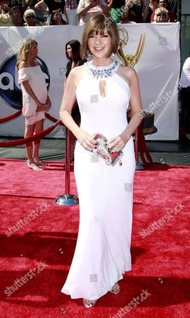Us Actress Bobbie Eakes Arrives at the 35th Annual Daytime Emmy Awards Held at the Kodak Theatre in Los Angeles On June 20 2008