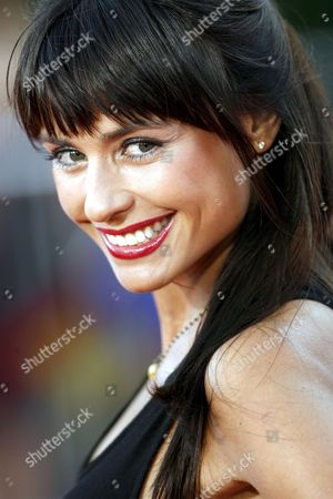 Colombian Actress Marcela Mar Arrives For the Premiere of 'Tropic Thunder' in Los Angeles California Usa 11 August 2008 'Tropic Thunder' is an Action Comedy About a Group of Self-absorbed Actors Who Set out to Make the Biggest War Film Ever