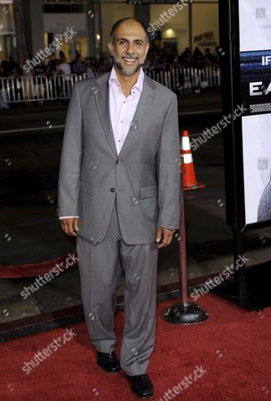 Us Actor and Cast Member Anthony Azizi Arrives For the Premiere of 'Eagle Eye' at Grauman's Chinese Theatre in Hollywood California Usa 16 September 2008 Azizi Plays the Role of Turan in the Dreamworks' Race Against Time Thriller
