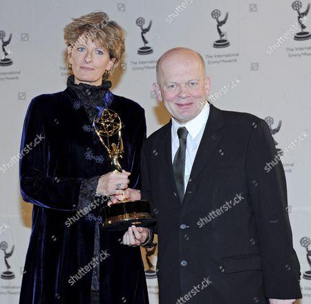 Editorial photo of Usa International Emmy Awards - Nov 2008