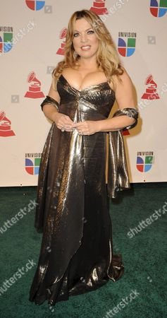 Entertainer Ednita Nazario Arrives For the Latin Grammy Awards in Houston Texas Usa 13 November 2008 the Latin Grammy Awards Honor Excellence in the Recording Arts and Sciences Artistic And/or Technical Achievement with the Winners Chosen by the Votes of Their Peers