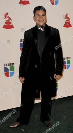 Entertainer Victor Florencio Arrives For the Latin Grammy Awards in Houston Texas Usa 13 November 2008 the Latin Grammy Awards Honor Excellence in the Recording Arts and Sciences Artistic And/or Technical Achievement with the Winners Chosen by the Votes of Their Peers