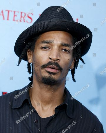 Actor Eddie Steeples Arrives For the Premiere of 'Monster House' at the Mann Village Theater in Los Angeles California Monday 17 July 2006