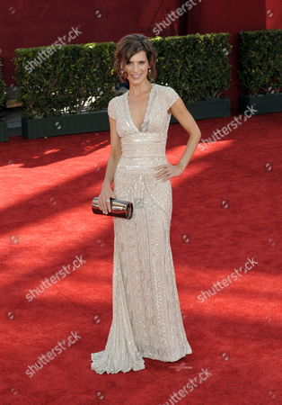 Us Actress Perry Reeves Arrives For the 61st Primetime Emmy Awards at the Nokia Theater in Los Angeles California Usa 20 September 2009 the Primetime Emmy Awards Honors Excellence in Television United States Los Angeles