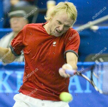 Editorial image of Usa Tennis Regions Morgan Keegan Championships - Feb 2005