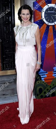 Acrtress Nancy La Scala of the Us Arrives For the American Theatre Wing's 2009 Tony Awards at Radio City Music Hall On 07 June 2009