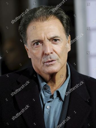 Us Actor Armand Assante Arrives On the Red Carpet at the Premiere of His New Movie 'Valkyrie' in New York Usa 15 December 2008