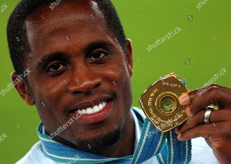 Editorial image of Finland Iaaf Athletics World Championships - Aug 2005