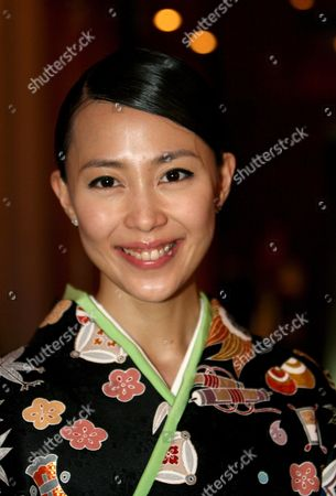 Japanese Actress Yoshino Kimura Arrives For the Official Dinner of the Opening Ceremony During the 61st Edition of the Cannes Film Festival 14 May 2008 at Carlton Hotel in Cannes France