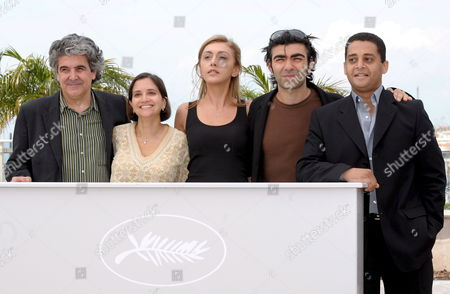 Editorial picture of France Cannes Film Festival 2008 - May 2008
