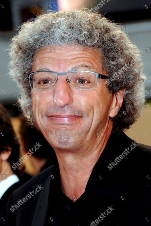 French Director Elie Chouraqui Arrives For the Gala Screening of Us Director Clint Eastwood's Film 'The Exchange' Running in Competition at the 61st Edition of the Cannes Film Festival 20 May 2008 in Cannes France
