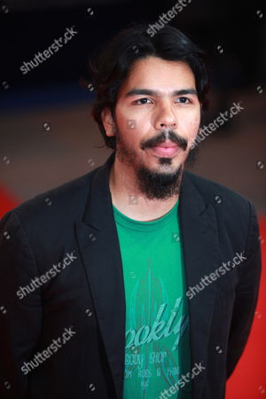 Us Actor Octavio Gomez Berrios Poses On the Red Carpet Before the Screening of 'Top Secret!' During the 35th American Film Festival of Deauville in Deauville France 08 September 2009 the Festival is Scheduled For 04 September to 13 September 2009
