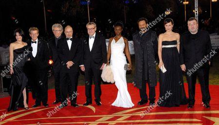 Editorial picture of Morocco Cinema - Dec 2007